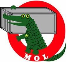 Portrait: The MOL Alligator.