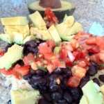 This Skinny Ms. Blog has tons of healthy vegetarian recipes!Easy Recipe, Brown Rice, Tex Mex, Beans Recipe, Black Beans, Texmex Rice, Vegetarian Recipe, Healthy Recipe, Healthy Lunches