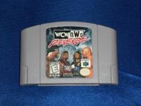 WCW NWO Revenge for Nintendo 64! Top 5 N64 wrestling game. Loads of fun