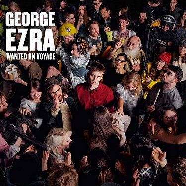 George Ezra : Wanted On Voyage - CD+LP | Bontonland.cz