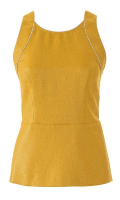 Schnittmuster - Top mit Cut-Out 120 B, Rock 126, burda style 07-2015