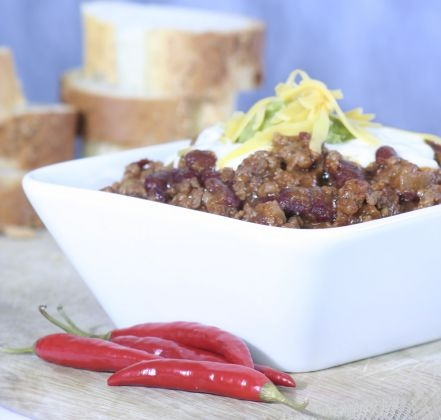 Weigh-Less Online - Simple Chilli Beef