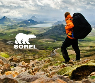 Heads up! There's a killer Sorel sale going on at The Clymb right now.    The Clymb is a private-sale network that offers insider pricing on premium outdoor and active-lifestyle brands. The industry experts there hand-pick the best gear and apparel then hook you up with pro-style deals of up to 70% off retail on it. If you hike, run, ride, paddle, race, or ski, or if you just like the best outdoor-lifestyle-inspired clothes, you're gonna love The Clymb.