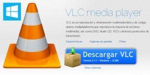 Descargar e Instalar VLC Media Player