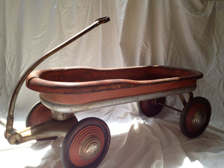 306 Best Old Toy Wagons Images On Pinterest Old