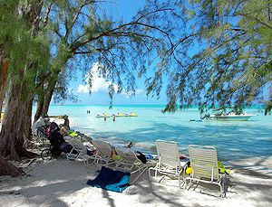 One of my most favorite places on earth -- Rum Point, Grand Cayman Island