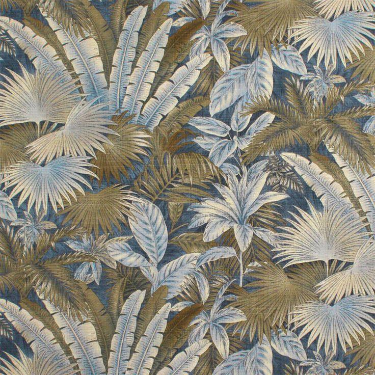 Tommy Bahama Outdoor Bahamian Breeze Ocean Fabric - Image 1