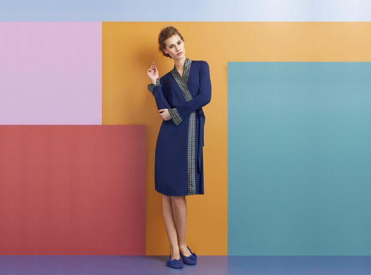 Andra Dreamwear collection #fallwinter #fashion #woman #madeinitaly #pigiama #pajamas #nightwear #libericreativi #donniegarcia www.andralingerie.it
