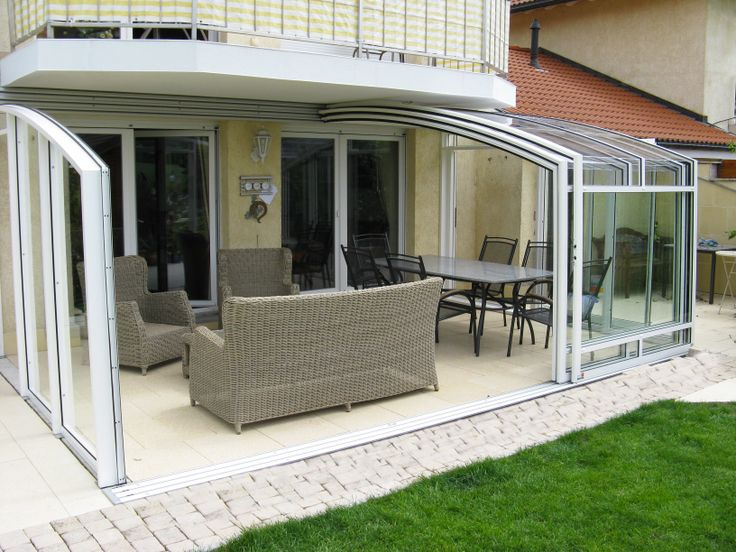 Retractable Patio Enclosure For Your Home