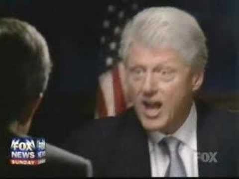 Bill Clinton Kicks the Crap out of Fox News Part 2. It's a beautiful thing!  LOVE BILL.  BIG TIME.