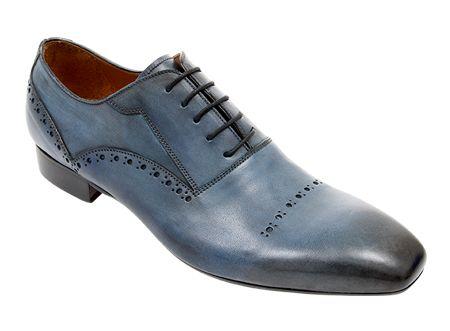 Pinpunch toe-cap Oxford lace-up #KurtGeigerSA #Spitz #men #shoes