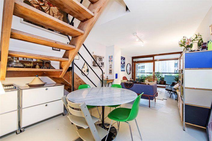 Property for sale Ben Jonson House, Barbican, London, EC2Y | 1 Bed Maisonette