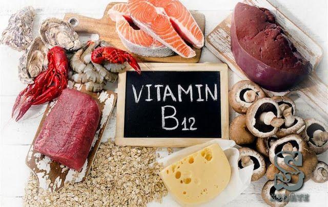 أهمية فيتامين B12 فيتامين B12 هو أحد الفيتامينات ب اللازمة للحفاظ على صحة الجسم بخلاف ذلك المعروف باسم الكوب Vitamin B12 Foods Vitamin B12 Benefits B12 Foods