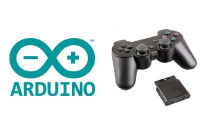 Controla Arduino con el mando inalámbrico de la PS2