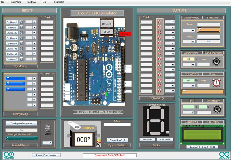 Petite Fille: How To Simulate Arduino with Proteus