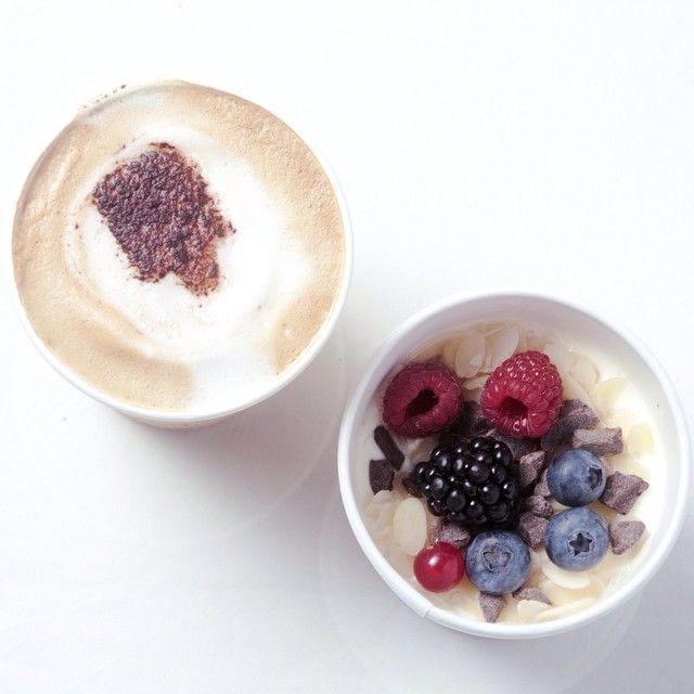 Quality dairy products - Hansens @MULGéO copenhagen, Store Kongensgade 93, 1264 Copenhagen K > Organic Design Gastro - mulgeo.com #mulgeo #coffee #yogurt
