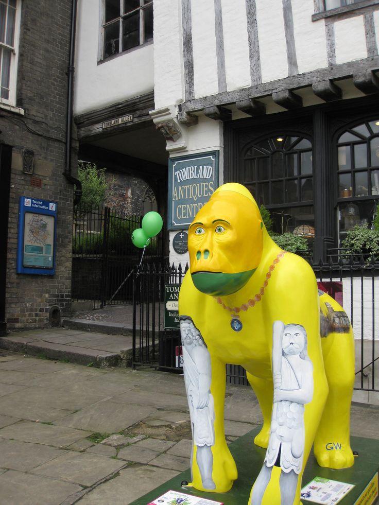 Geoffrey, nr Tombland Alley, Norwich Cathedral Quarter