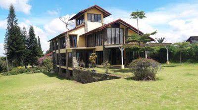 Villa buat reuni terbaik di bandung