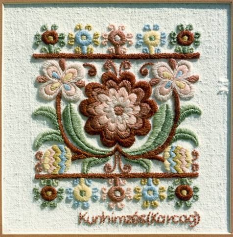 Hungarian embroidery |Pinned from PinTo for iPad|