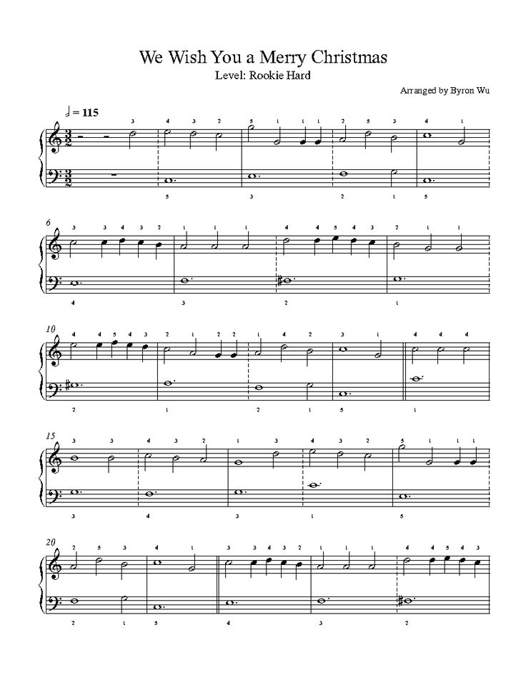 how to read advanced sheet music