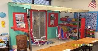 Clutter-Free Classroom: Beach / Ocean Themed Classroom: Beaches Classroom, Classroom Idea, Ocean Classroom, Beaches Shack, Clutter Fre Classroom, Classroom Decoration, Ocean Themed Classroom, Beaches Themed, Classroom Libraries