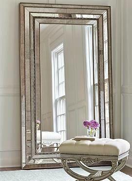 best 25 floor length mirrors ideas on pinterest small full length mirrors full length mirror. Black Bedroom Furniture Sets. Home Design Ideas