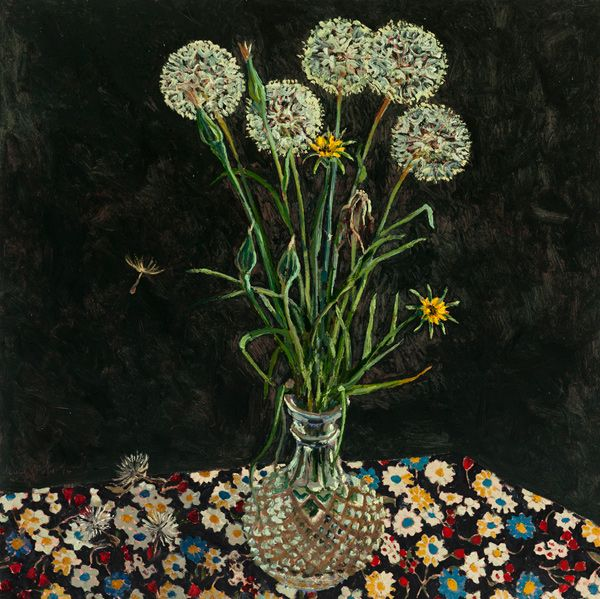 Goats-beard by Lucy Culliton