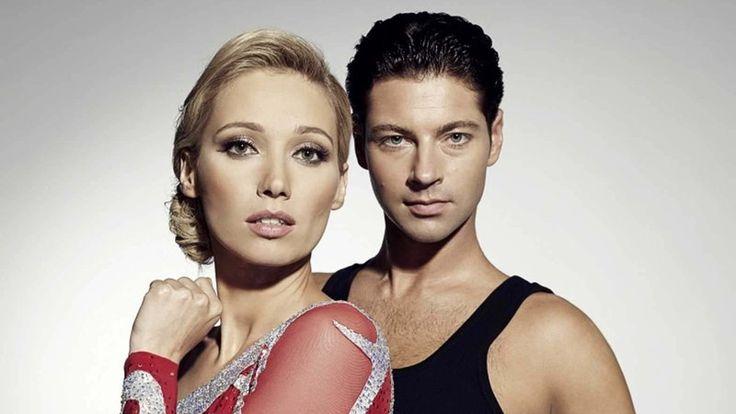 Joanna Orleańska i Przemysław Modzyński [tancerz]