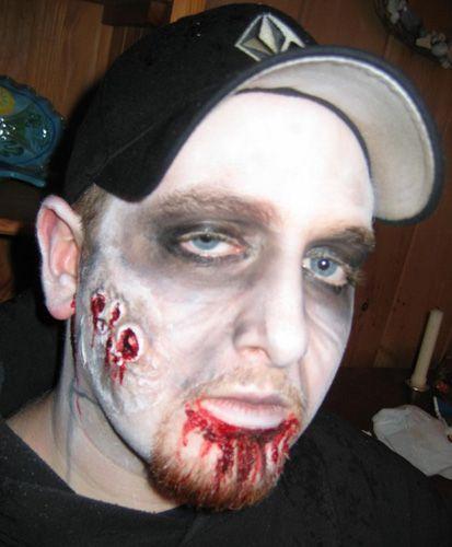 how to make a zombie movie