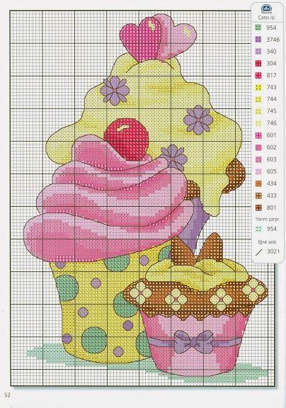 Diversos gráfico em ponto cruz com temas variados pra você. Todo tipo degráficoquevocêimaginar, infantil, florais, animais, personagens, passarinhos, noivinhos e muitos outro. A ideia é que vocês consigam achar um bom gráfico para bordar. Espero que vocês gostem e aproveitem.  Para ver as imagens em boa resolução e copiar, clicar com o lado esquerdo …