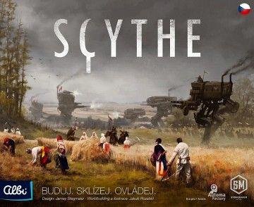 Scythe - Buduj, sklízej ovládej (česky)
