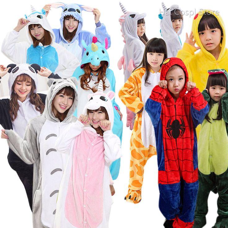 Einhorn Onesie Frauen Kigurumi Einhorn Erwachsene Kigurumi Tier Pyjamas Für Mädchen Lustige Onesies Cosplay Karneval Sleepping Kostüme