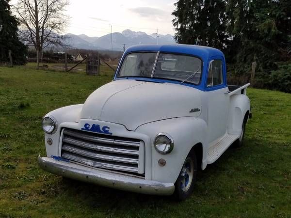 1953 GMC Pickup Truck #carsforsale #cars #usedcars #motordealers #motordealer