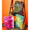 Tie-Dye Lunch Bags from Tulip | FaveCrafts.com