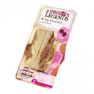 All Day Breakfast Sandwich