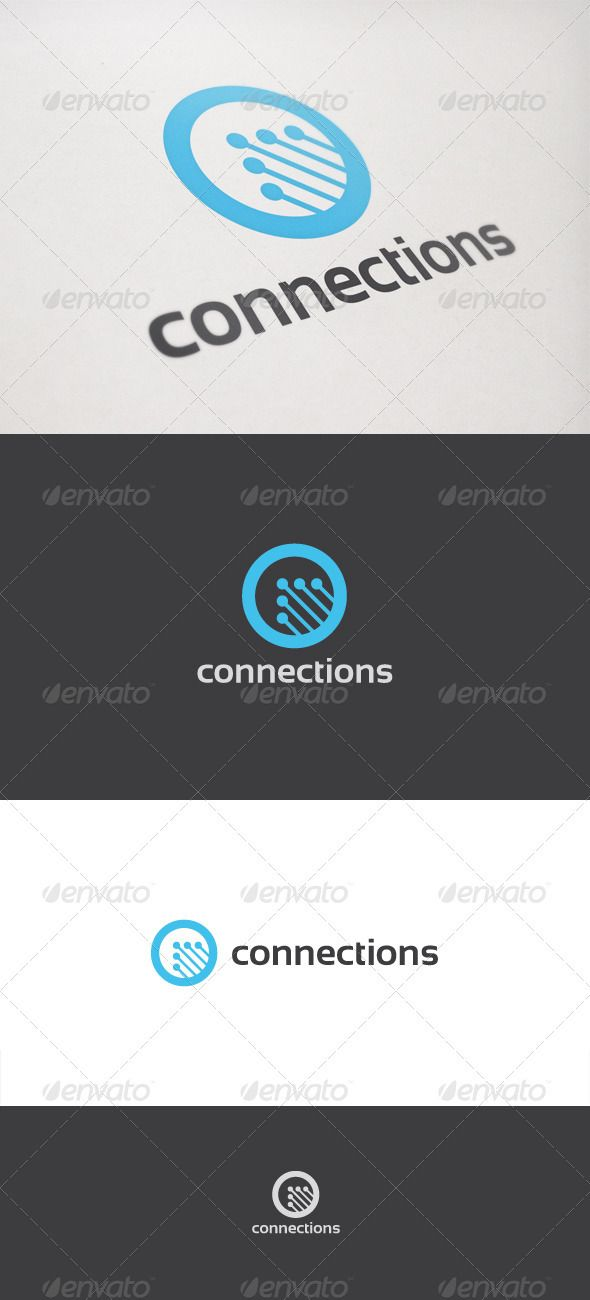 Logo / connections