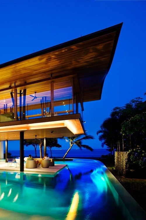 75 best images about modern architecture on pinterest for Fish house singapore