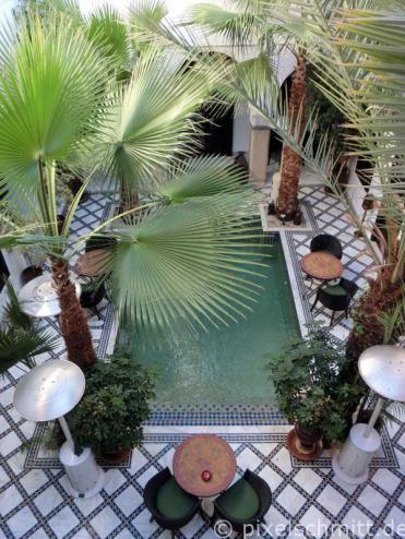 Reisebericht Marrakesch und Umgebung