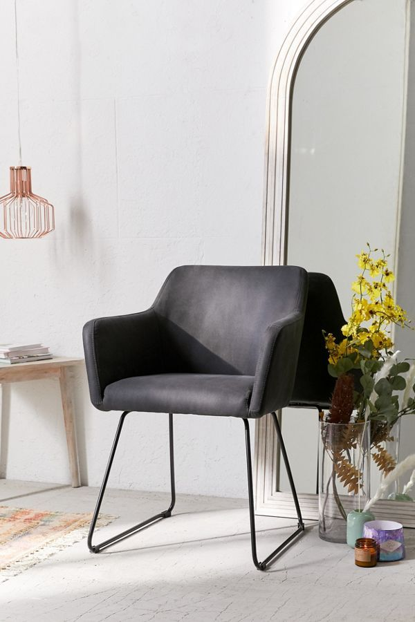 Urban Outfitters Alastair Arm Chair Wrought Iron Patio