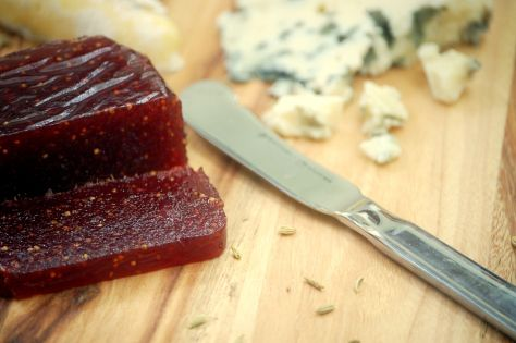 Fig, Pear and Fennel Paste | This is beautiful, fragrant, sticky, PERFECT with cheese.