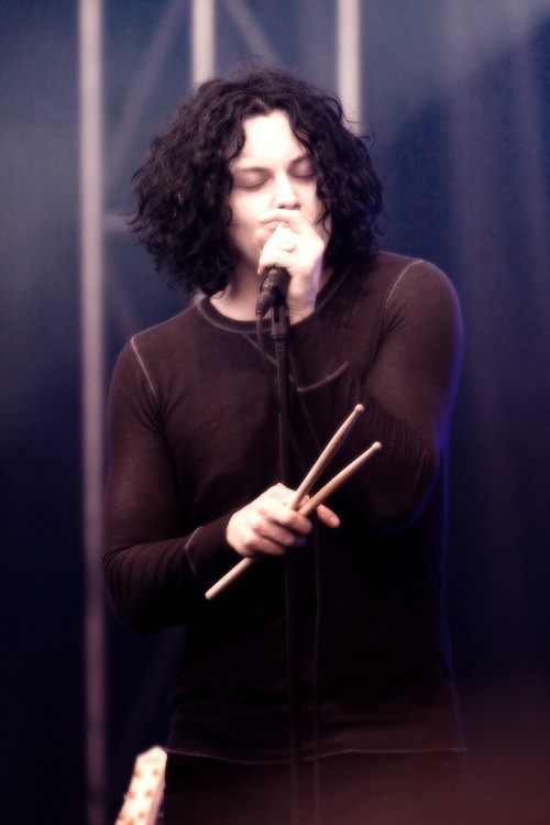 Jack White | Handsome and talanted men | Pinterest