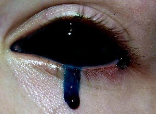 essayer de ne pas pleurer