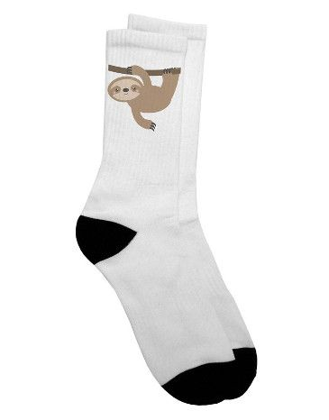 8 Snuggly Sloth Socks Your Feet Need