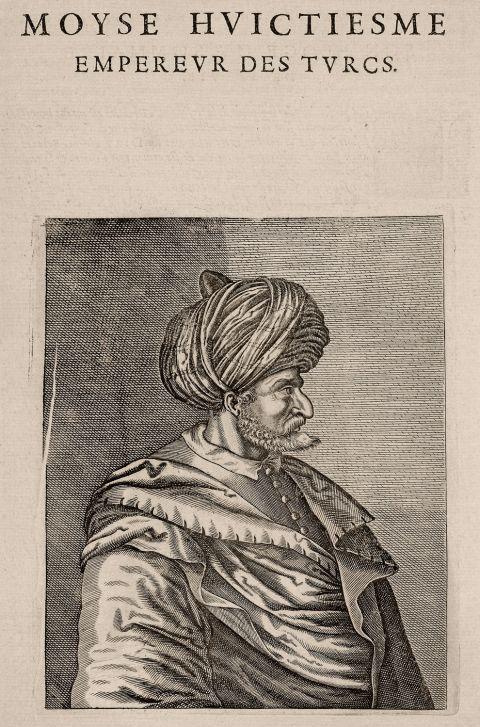 Prince Musa Celebi. Son of Bayezid I