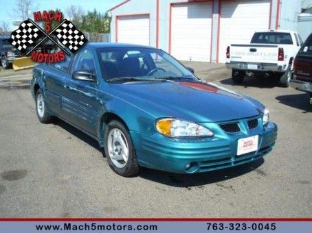 Used-cars-Minneapolis | 1999 PONTIAC GRAND AM SE | http://minneapoliscarsforsale.com/dealership-car/1999-pontiac-grand-am-se