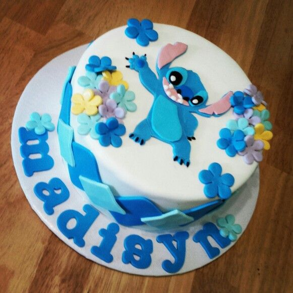 Lilo and Stitch cake #AllForCake Facebook.com/AllForCake
