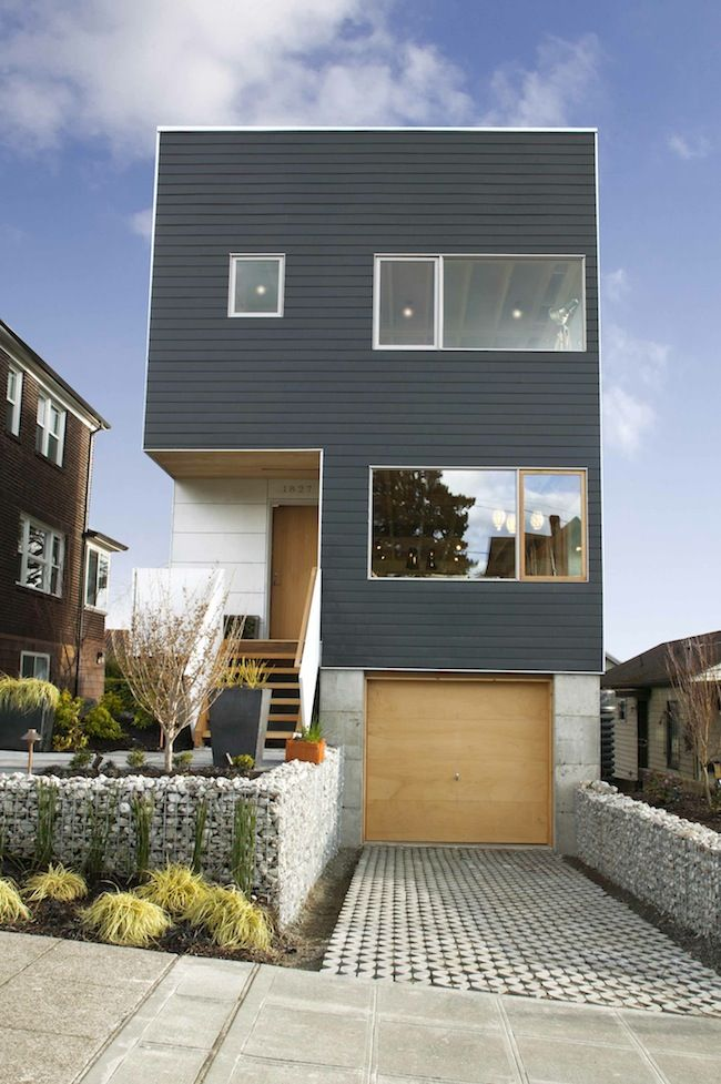 A beginner s guide to modular homes seattle love this for Modern prefab homes seattle