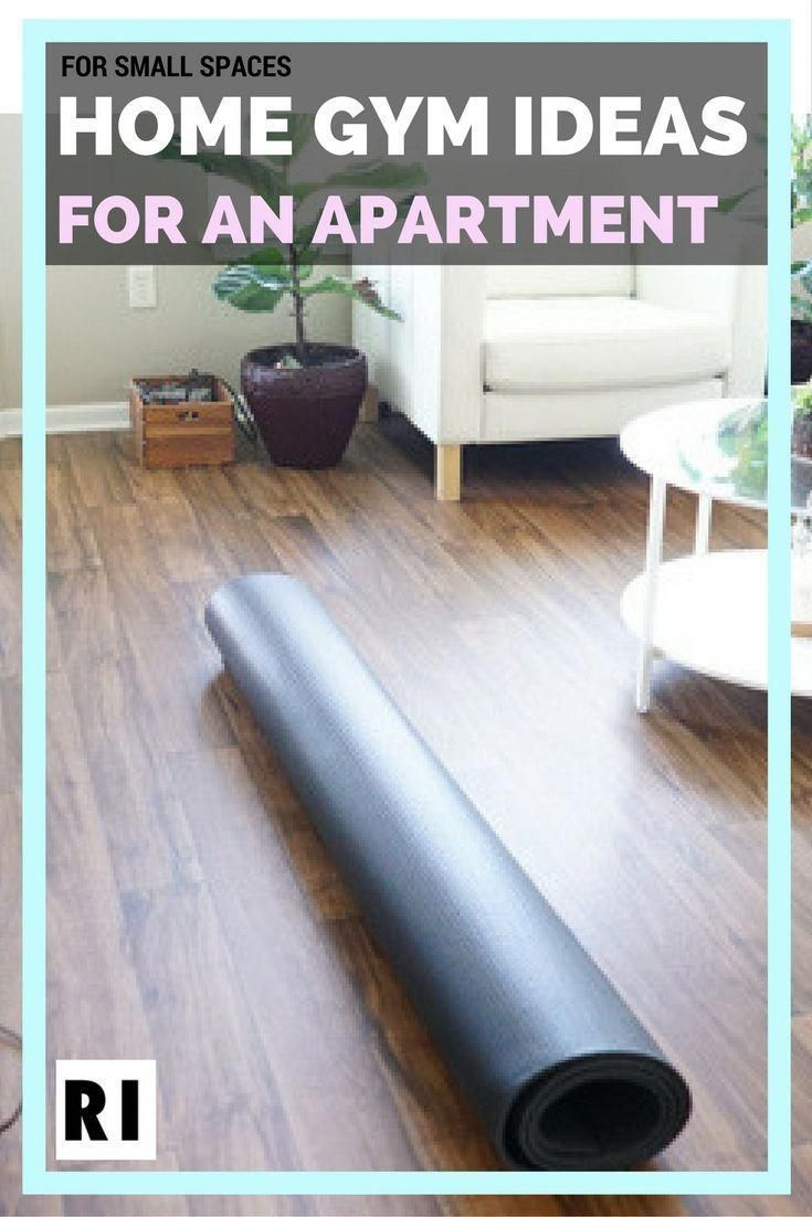 The 8 pieces of equipment in my total workout apartment gym home