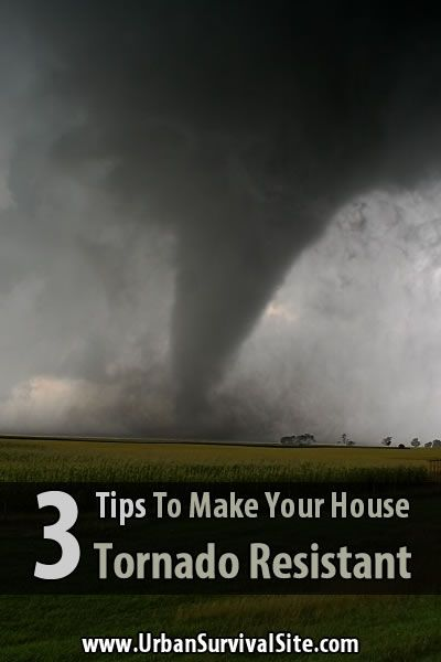 tips on how to survive a tornado Surviving a tornado: tornado survival tips not all tornadoes form from  supercells but the ones that do tend to be the most devastating.