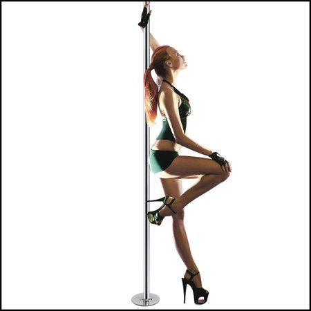 how to install removable dance pole
